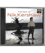 Best of Nik Kershaw (1993) CD Music Collection International RARE - AS NEW - $9.50