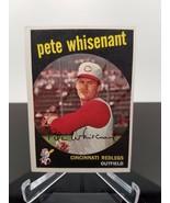 1959 Topps Baseball #14 Pete Whisenant - $4.94