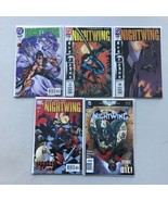 Lot of 9 Nightwing (1996-2009) #87 96 98 112 (2011) #11 18 19 25 27 VF V... - $21.78