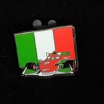 Pixar Cars 2 Mystery Francesco Bernoulli Italy Disney Pin 83769 - $14.84