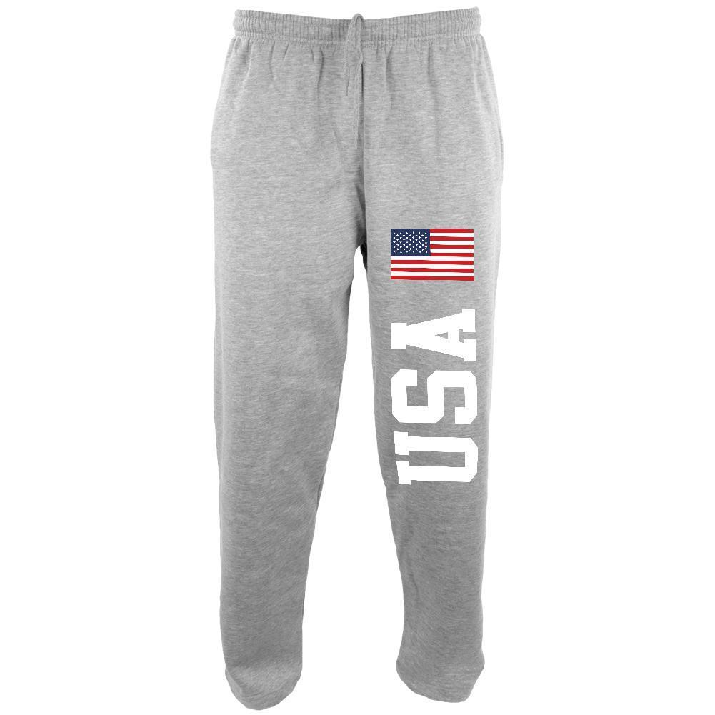 4th Of July America Flag World Cup Mens Sweatpants