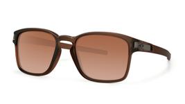 New Oakley Sunglasses OO9353-09 Latch SQ - Matte Rootbeer Dark Brown Gra... - $88.89