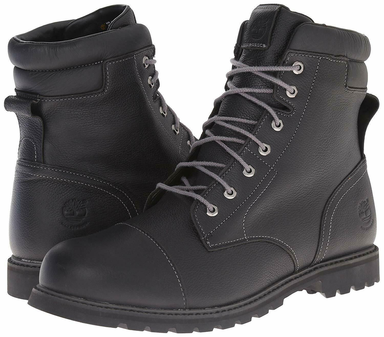 "Men's Timberland Chestnut Ridge 6"" Insulated Boots, TB09708B 001 Black Mul Sizes"