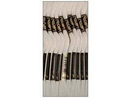 DMC Bulk Buy Thread 6-Strand Embroidery Cotton 8.7 Yards Snow (Snow-white) - $13.23
