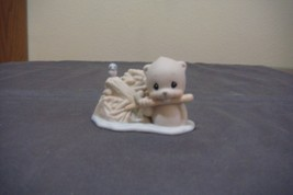 NEW Precious Moments Figurine BC921 Every Man's House Is His Castle - $10.89