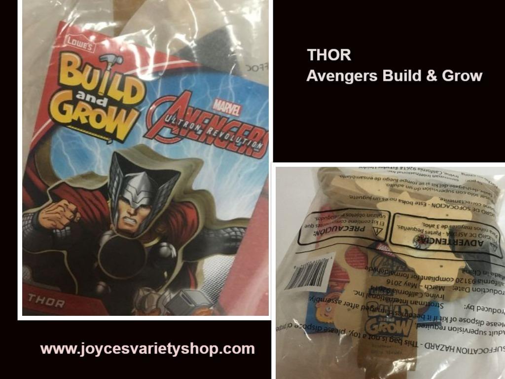 Thor avenger web collage
