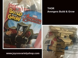 Lowe's Avengers Build & Grow THOR Ages 5+ Wood Toys - $10.99