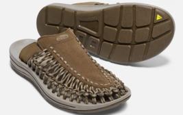Keen Uneek Slide Size 9 M (D) EU 42 Men's Sport Slide Sandals Shoes Dark Earth