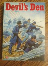 Avalon Hill's Devil's Den board game 2nd day of battle at Gettysburg 3 b... - $39.99