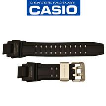 CASIO G-SHOCK Original Watch Band Strap Aviation GW-A1000-1 Black Rubber  - $59.95