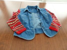 Women's Jean Jacket Size M - $20.31
