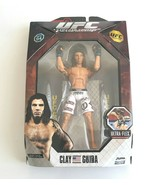 UFC 94 CLAY GUIDA Fighter  '' THE CARPENTER '' Series 6 Jakks Pacific / ... - $29.65