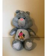 "Plush Care Bears Granny Bear 16"" Kenner 1983 - $16.93"
