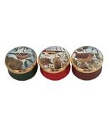 Halcyon Days Enamels Bird Series (Chaffinch, Goldfinch, Wren) - $267.00