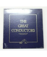 The Great Conductors RCA Special Products Vinyl Record Set Sealed NIP - $24.26