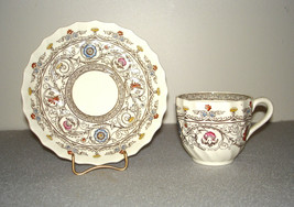 Spode Copeland FLORENCE Demitasse Cup and Saucer England - $59.95