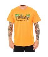 T-SHIRT UOMO THRASHER TIKI 144670.SAF  SHORT SLEEVE TEE FRONT PRINT LOGO... - $27.01