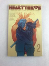 HeartThrob Book 2 Walk a Thin Line Comic Graphic Novel Book Oni Press - $14.01