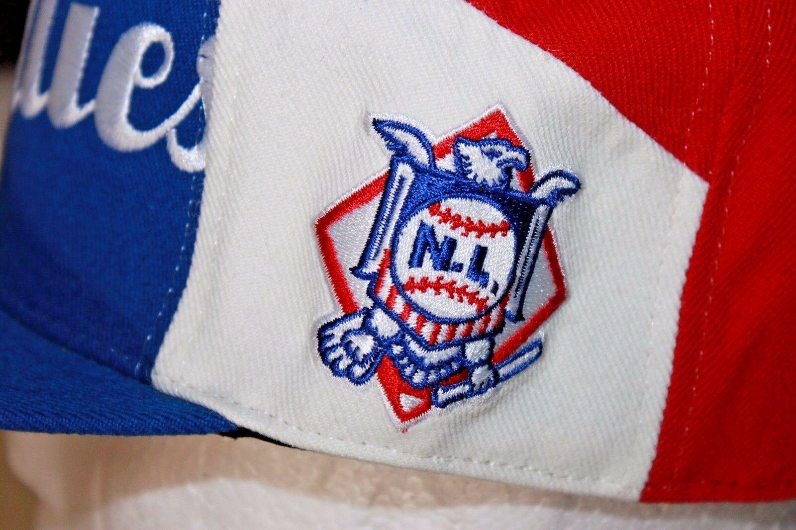MLB Philadelphia Phillies Vintage Fitted Professional 7 1/2 Hat American Needle