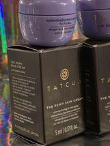 2x Tatcha The Dewy Skin Cream 5mL travels image 3