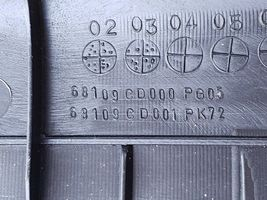 03-05 Nissan 350Z Z33 Upper Dash Cover Pad Passenger Right RH (No bag) image 8