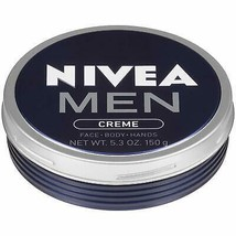 NIVEA Men Creme - Multipurpose Cream for Men - Face, hand and Body Lotio... - $9.00