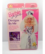 Golden Books 5377 Barbie for Girls Designs By Me Beautiful 'N' Bridal Co... - $24.99