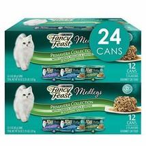 Premium Purina Fancy Feast Cat Food 3 oz., Primavera Variety Pack  - $26.17