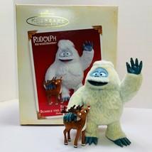 Hallmark Keepsake Ornament Rudolph and Bumble the Abdominable Snowmonste... - $16.82
