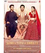 Sonu Ki Titu Ki Sweety (Brand New Single Disc Dvd, Hindi Language, With ... - $19.65