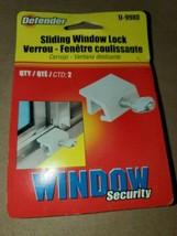 PRIME-LINE Defender Sliding Window Lock ( U- 9980) New in Package  - $7.87