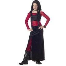 California Costumes Cyber Punk Child M 8-10 Costume, Red/Black - $15.82