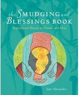 Smudging and Blessing Book by Jane Alexander - $15.99