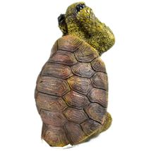 See No Evil Speak No Evil Hear No Evil Three Wise Turtles Tortoise Figurine Set image 5