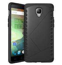 Hybrid Armor Soft Touch Matte Hard Protective Case Cover for OnePlus 3 -... - $4.99