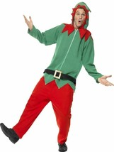 "Elf Costume, Christmas Fancy Dress, 42""-44"", Leg  33"" - $31.78"