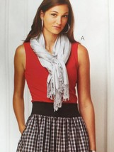 Kwik Sew Sewing Pattern 3744 Misses Ladies Skirt Size XS-XL New - $14.85