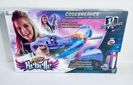 Brand New Nerf Secrets And Spies Rebelle Codebreaker Crossbow Hasbro - $34.64