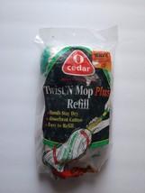 O'CEDAR BRANDS Twist 'N Mop Refill  W/SCRUBBER TIP  ITEM #267- UPC 0417... - $9.49