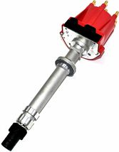 OEM Distributor Red Spark Plug Wire 6cyl GMC CHEVY 4.3L V6 TBI EFI 85-99 Pontiac image 3