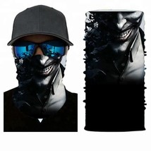 Crazy JOKER 3 Winter Face Mask Bandanas Headband Multi Headwear Scarf - $5.93