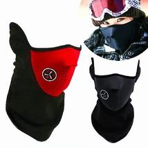 Winter Face Mask Windproof Warm Half Face Balaclava Sport Cycling Ski Sn... - $4.99