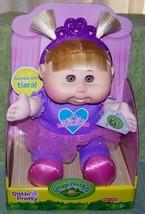 Cabbage Patch Kids Sittin' Pretty ELAINE RIVER Dec 1st Doll - $32.88