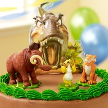 Dawn of Dinosaurs Cake Topper - $22.72