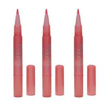 3-Pack JORDANA Lip Shine LipShine Natural Glaze Gloss 01 Pink Grapefruit -Sealed - $14.84