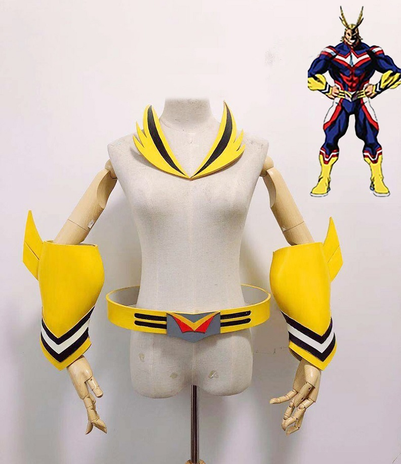My hero academia all might cosplay armor buy