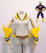 Customize My Hero Academia All Might Cosplay Armor Buy - $135.00