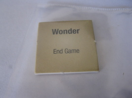 2003 Age of Mythology Board Game Piece: Wonder Building Tile - $1.00