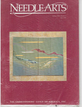 Needle Art Magazine Lot of 9 1994 1995 1997 Embroiderers Guild of Americ... - $28.97
