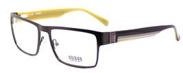 GUESS GU1725 OL Men's Eyeglasses Frames 55-17-135 Olive / Black + Case - $47.44